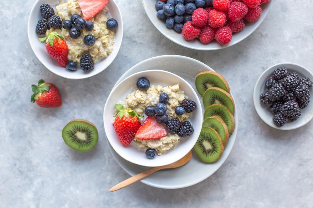 FIBER AND YOUR DIGESTIVE SYSTEM (PLUS HOW TO GET MORE FIBER IN YOUR DIET)