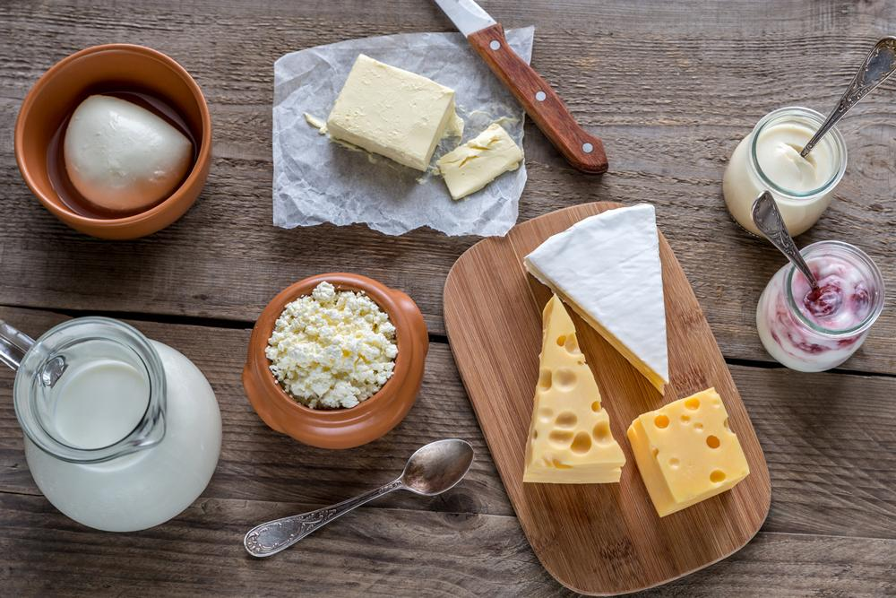 Trouble with Dairy? Study Shows Prebiotics May Help