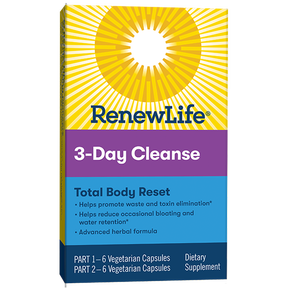 3-Day Cleanse - Total Body Reset*
