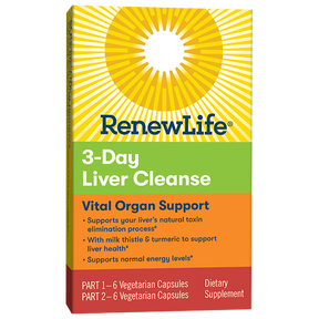 3-Day Liver Cleanse—Vital Organ Support