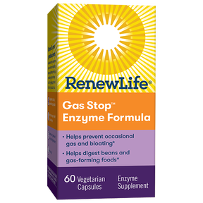 Gas Stop Enzyme Formula