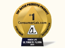 Rated #1 Probiotic Brand