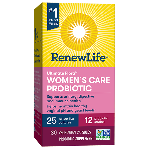 Ultimate Flora Women's Care Probiotic 25 Billion