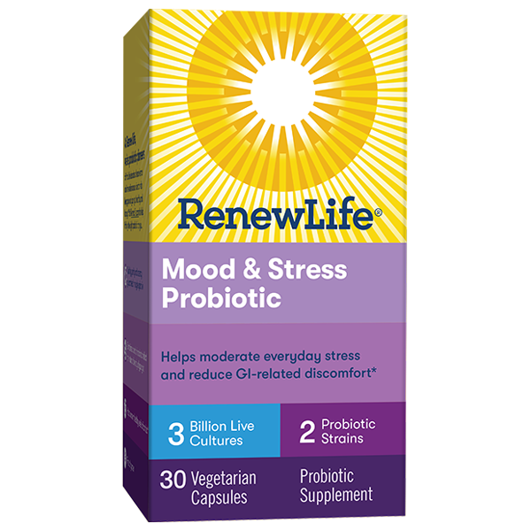 Renew Life Mood & Stress Probiotic