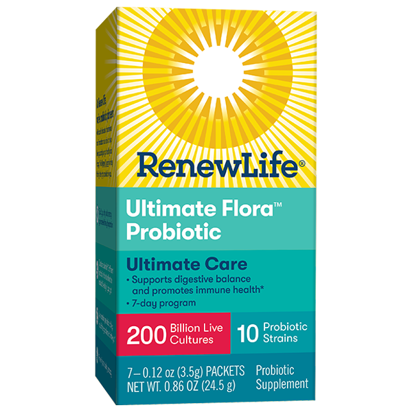 Ultimate Flora Ultimate Care Probiotic 200 Billion