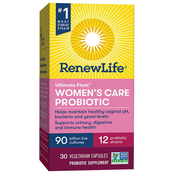 Women's Care Probiotic 90 Billion