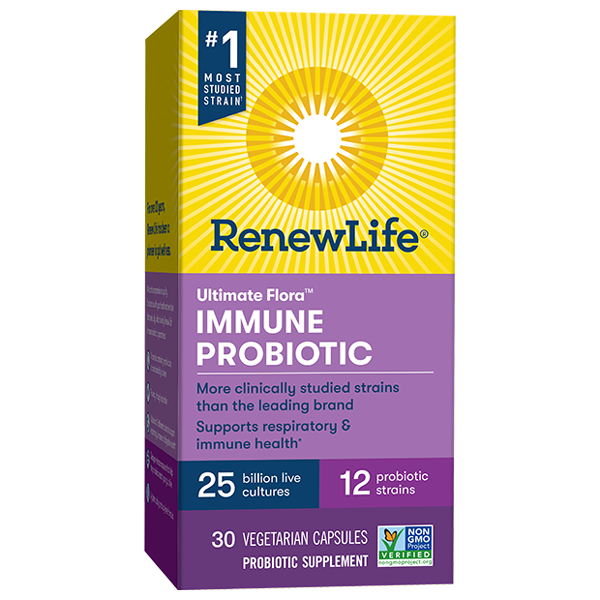Daily Immune 25 Billion Probiotic