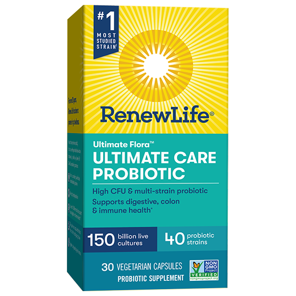Ultimate Care Probiotic 150 Billion