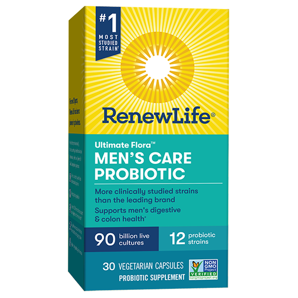 Men's Care Probiotic 90 Billion