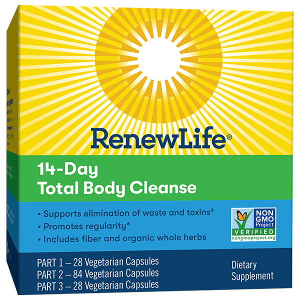 14-Day Total Body Cleanse