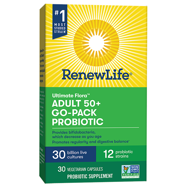 Adult 50+ Go-Pack Probiotic 30 Billion