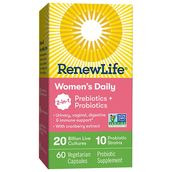 Women's Daily 2-in-1 Prebiotics + Probiotics
