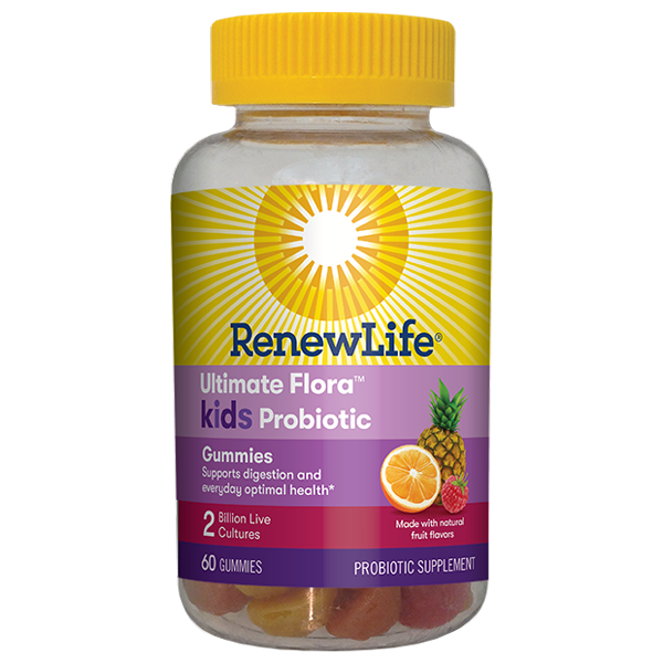 Ultimate Flora Kids Probiotic Gummies