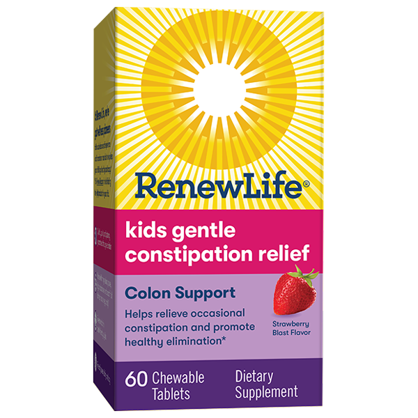 Kids Gentle Constipation Relief, Colon Support