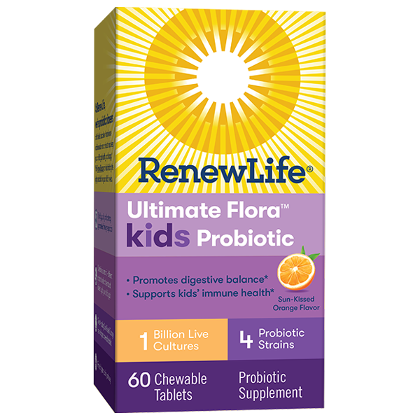 Ultimate Flora Kids Probiotic 1 Billion