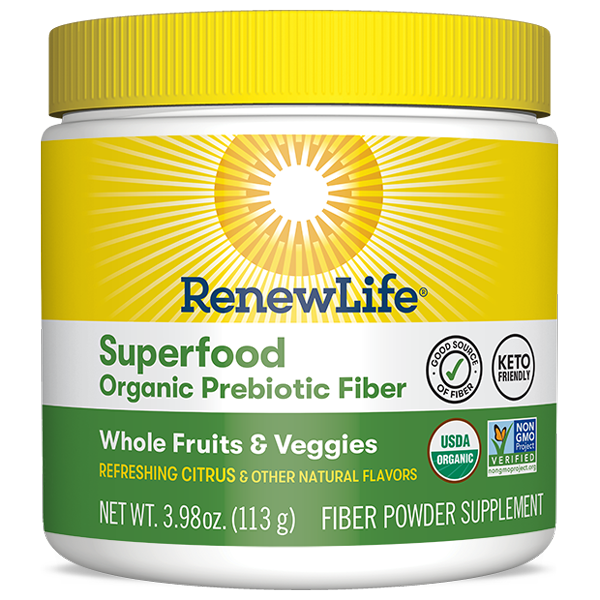 Superfood Organic Prebiotic Fiber