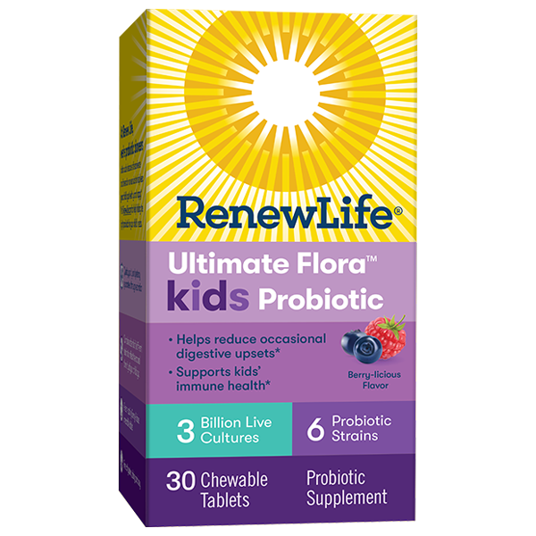 Ultimate Flora Kids Probiotic 3 Billion