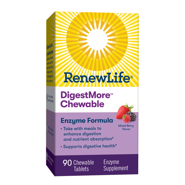 DigestMore Chewable Enzyme