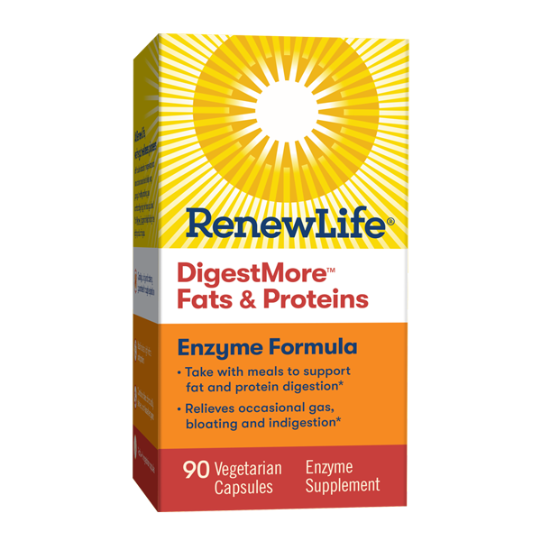 DigestMore Fats & Proteins Enzyme Formula